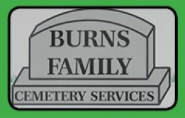 Burns Family Cemetery Services